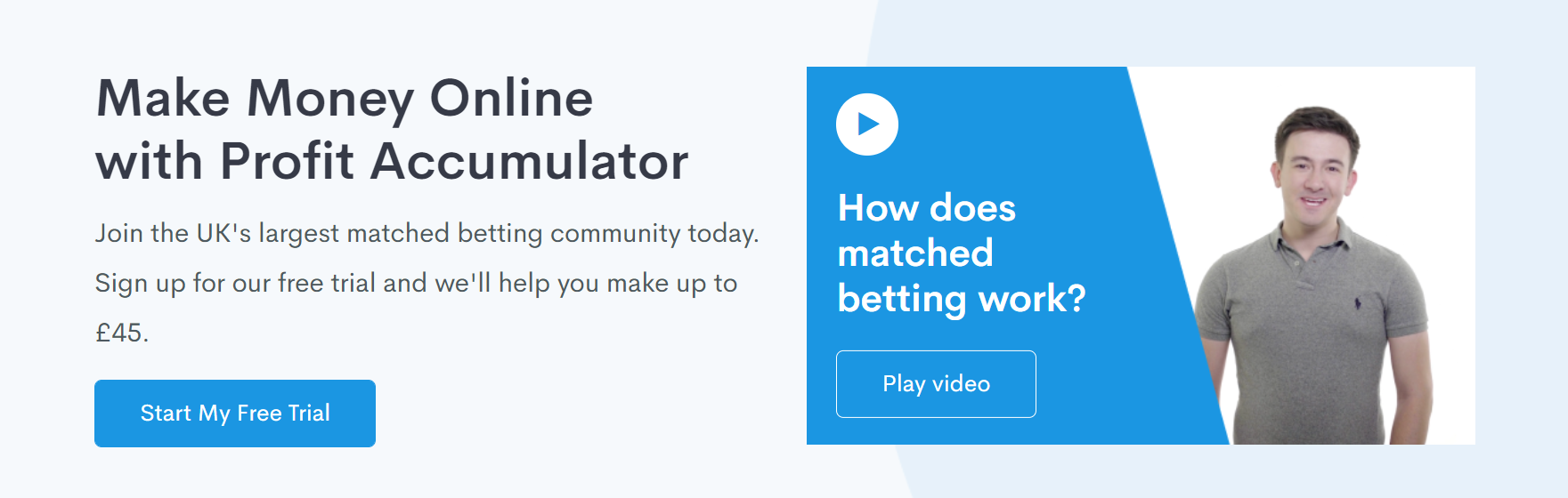 Make Up To £1k Matched Betting With Profit Acumulator