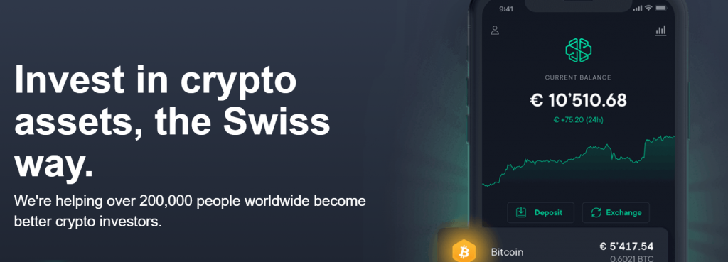 Get Up To €100 (£90) FREE From Swissborg