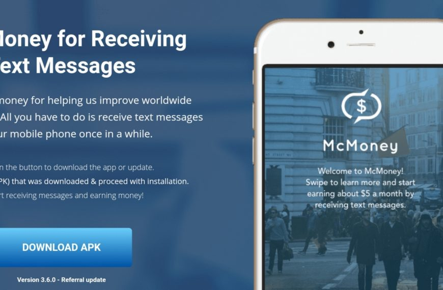 Earn Passive Income With McMoney