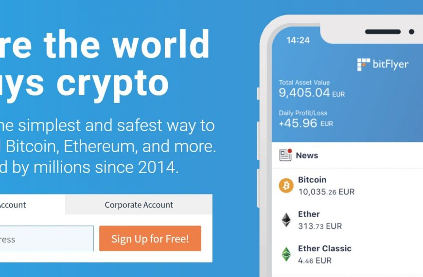 €10 (£8) FREE With Bitflyer