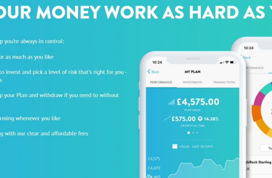 £25 FREE From Wealthify