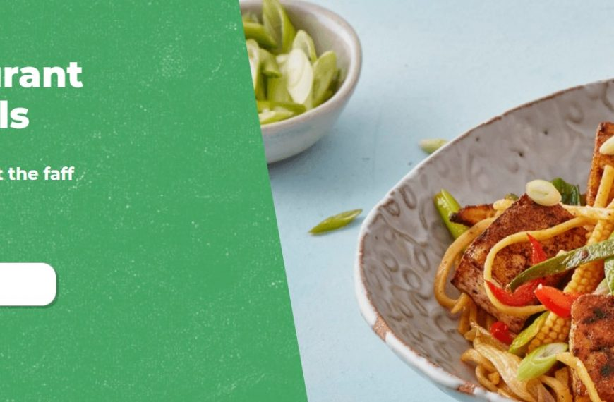 FREE Simply Cook Box (Worth £9.99)